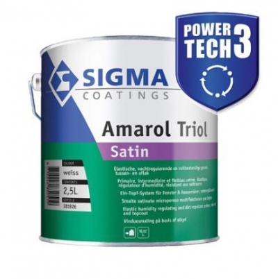 SIGMA Amarol Triol Power Tech 3